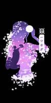 Nico Robin wallpaper(Dark version)