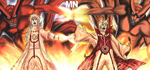 El Poder De Dos Mitades by miguelnamikaze005