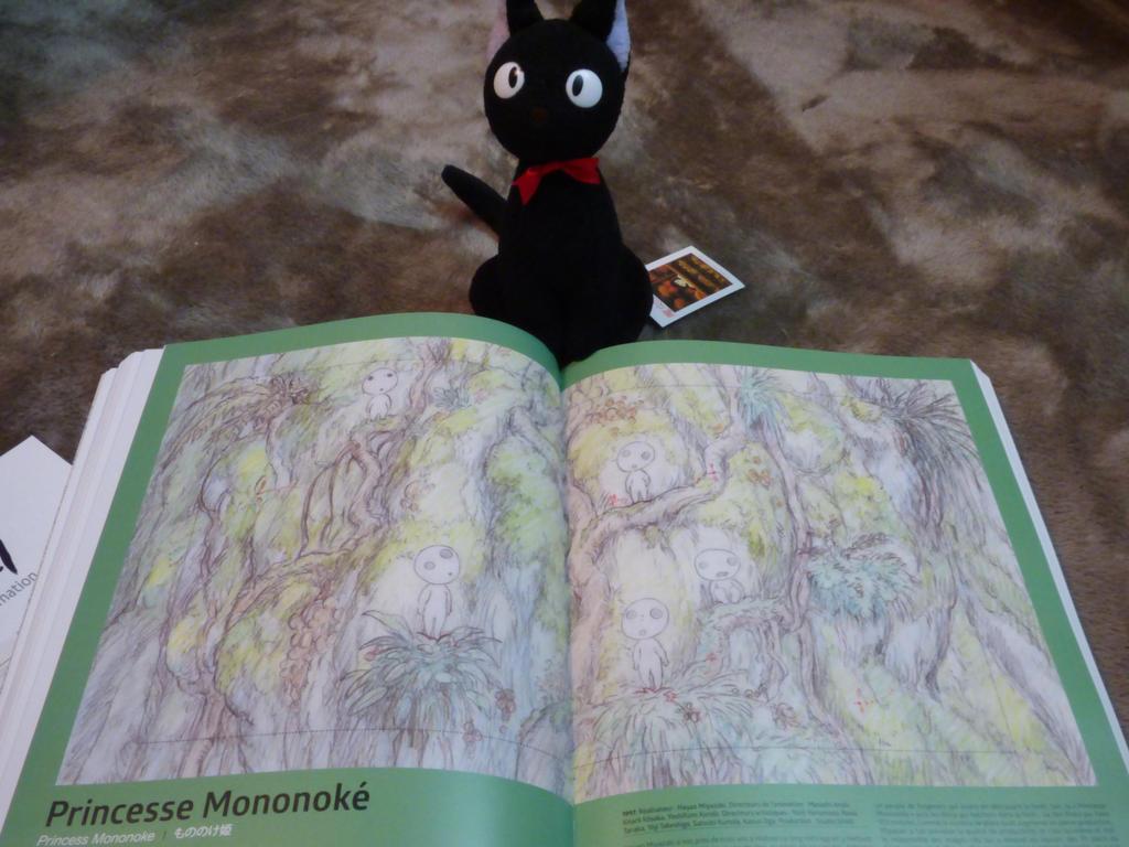 Layout Mononoke forest spirits by YumeNox