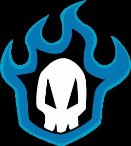 Bleach Skull Logo