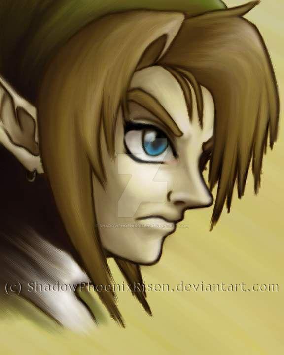 LoZ: TP... Link by ShadowPhoenixRisen