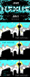 The Nexus BBS Menu Set by enzo