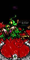 Cyan Demon