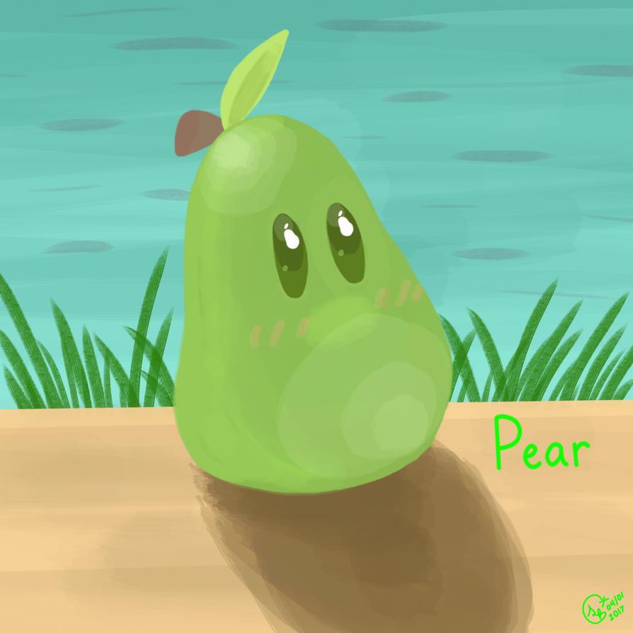 Pear's Lake by Stella-Draws
