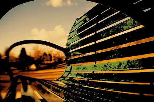My city bench by SWHJT