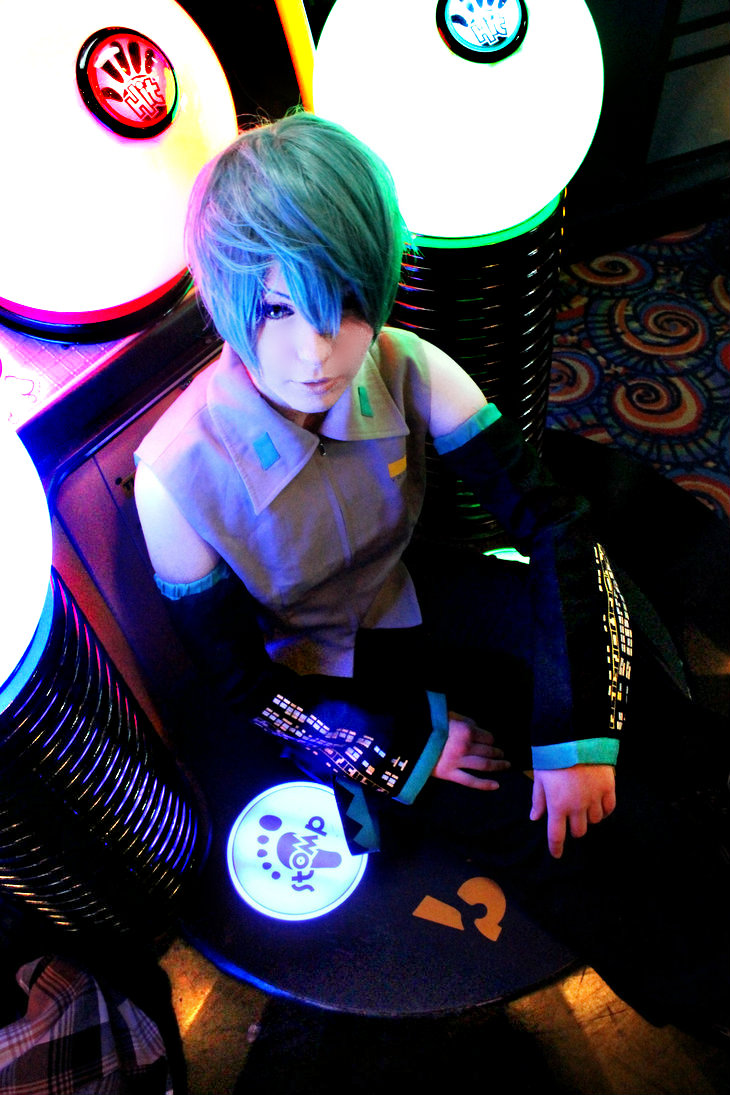 Vocaloid : Mikuo by H-IBIKI