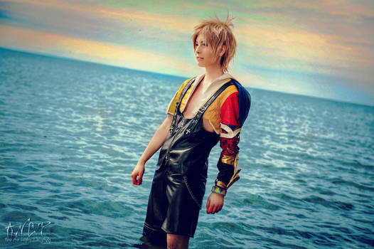 Tidus : Final Fantasy X