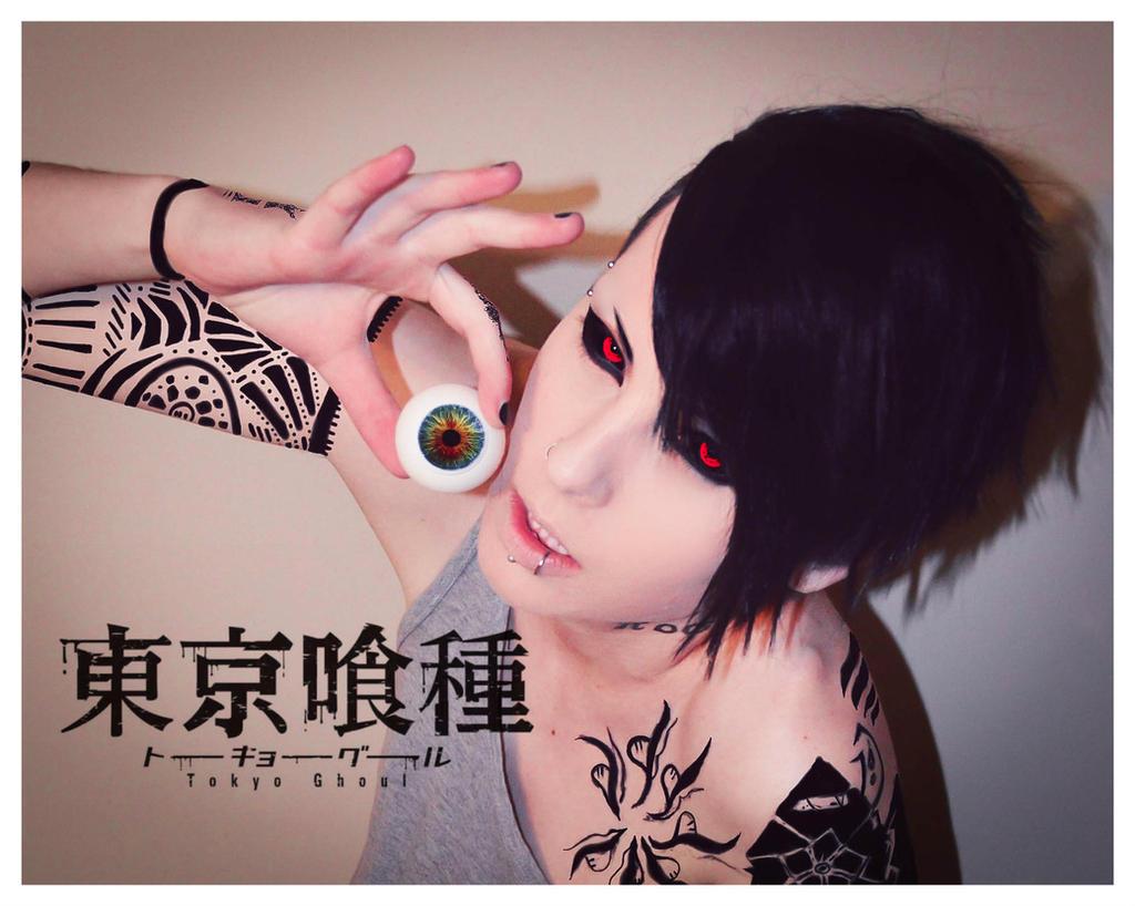uta tokyo ghoul by h ibiki on deviantart