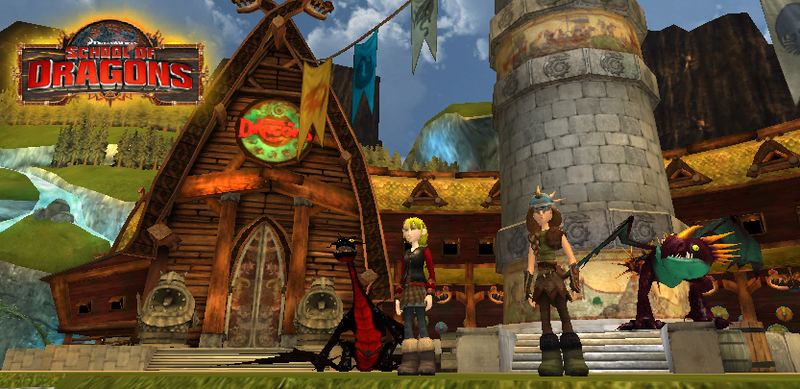 download how to train your dragon school of dragons