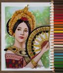 Balinese costume