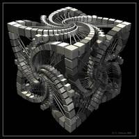 Cubik Olympic by DigitalPainters