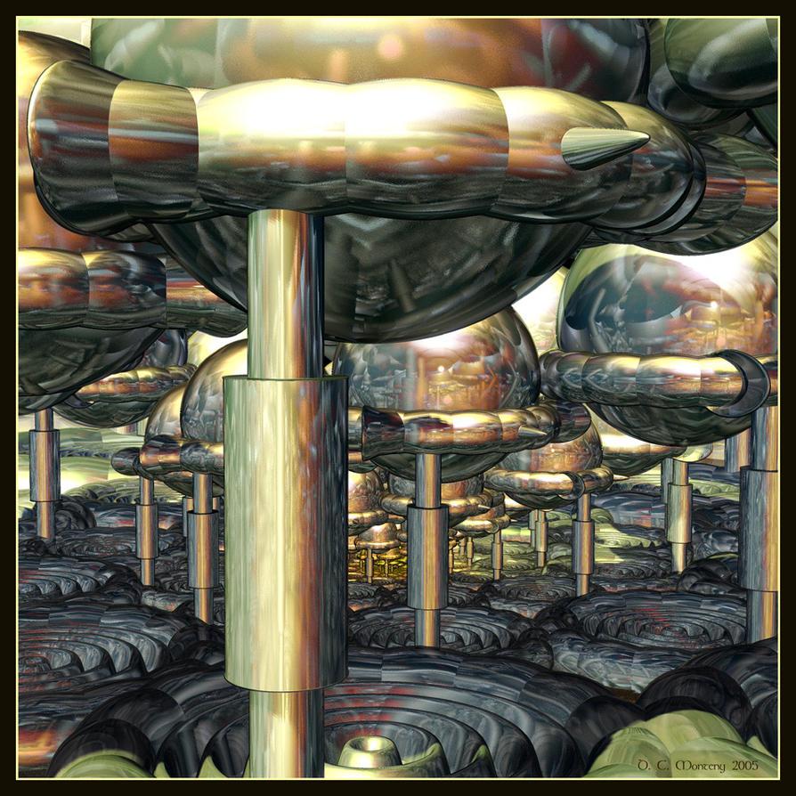 Spiral Works 12 by DigitalPainters