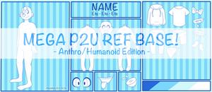MEGA P2U REF BASE   Anthro/Humanoid Edition