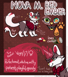 [Reference Sheet 2018] Nova M. Red Ember