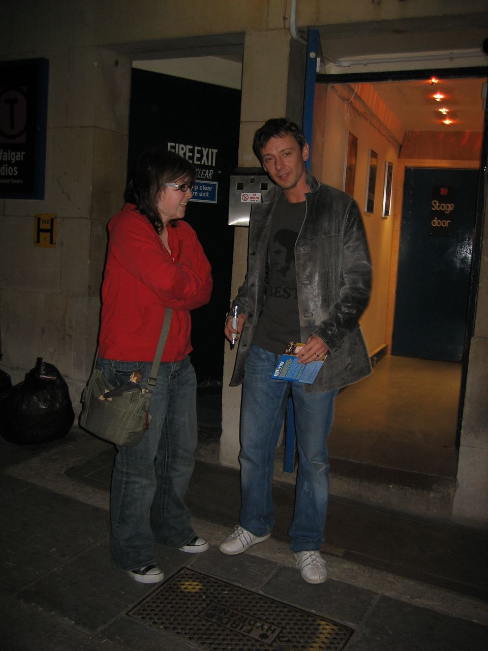 I MET JOHN SIMM by Girl-on-the-Moon