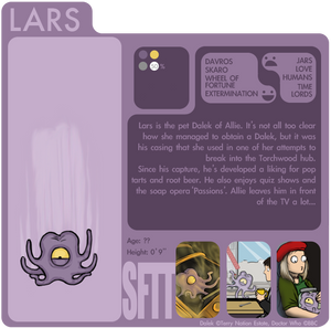 SftT: Lars