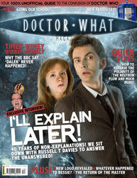 Doctor WHAT Cover by Girl-on-the-Moon