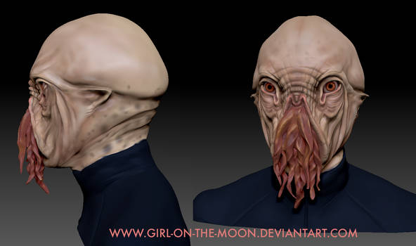 zBrush Ood Sculpt