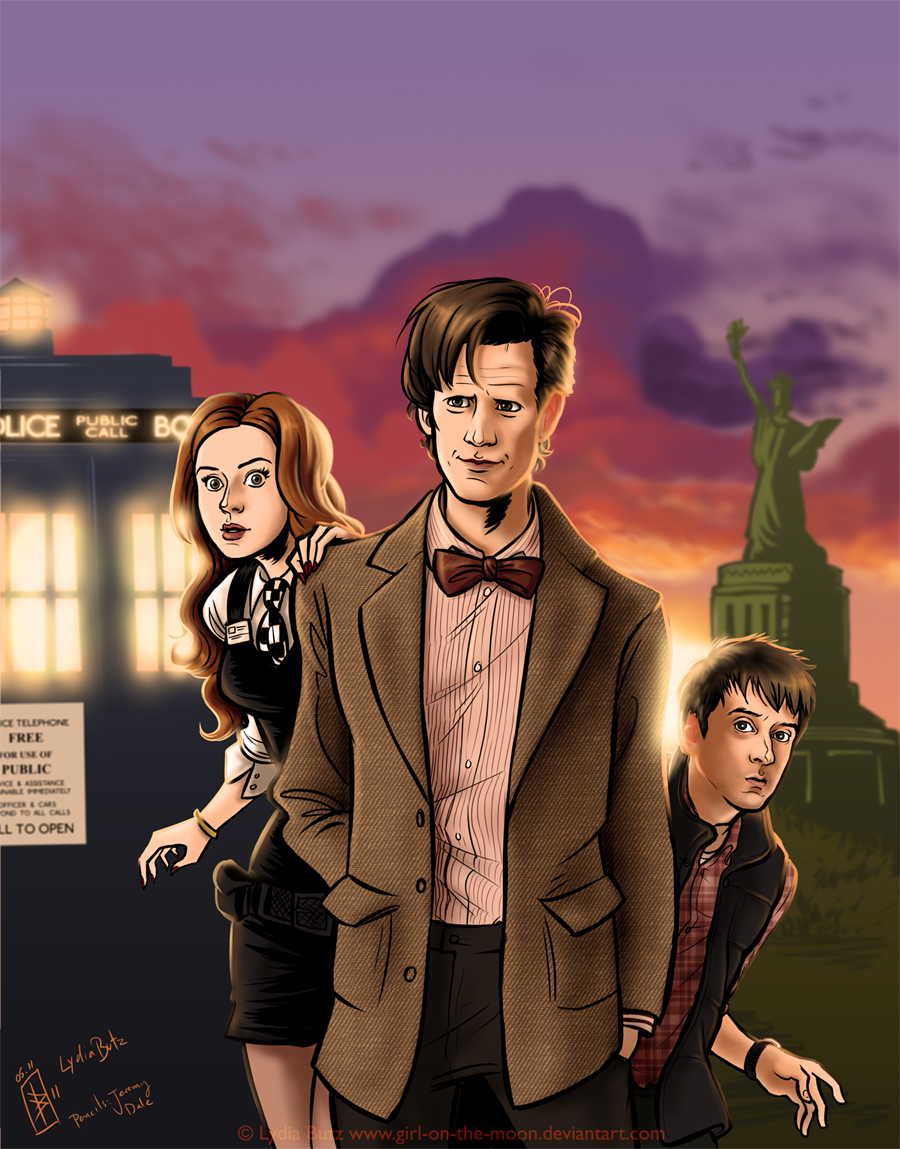 Doctor Who - Sunsets are Cool