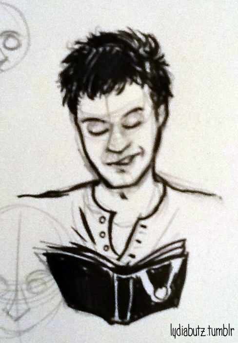 Alex Reads Twilight by Girl-on-the-Moon