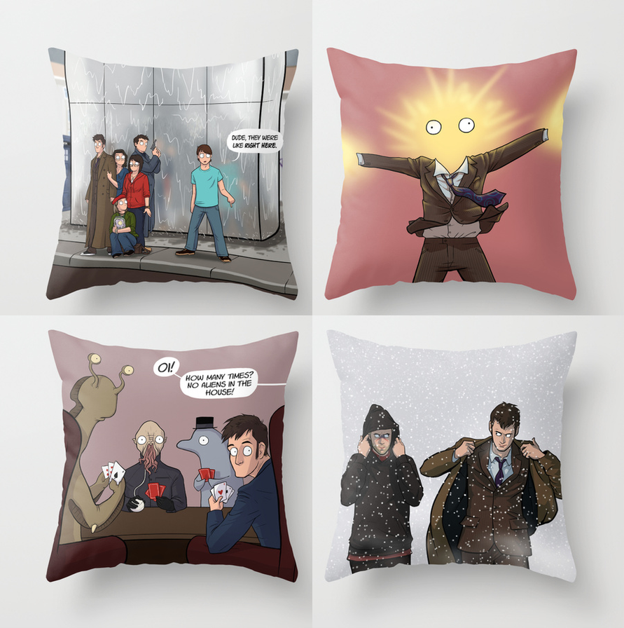 Cushions! by Girl-on-the-Moon