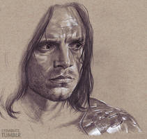 The Man on the Bridge - CA: The Winter Soldier