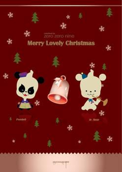 Merry Lovely Christmas