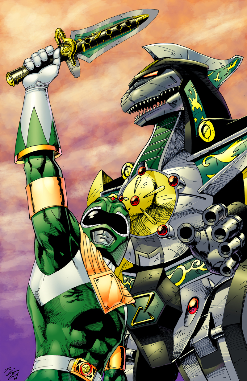 Imagenes de Calidad (no-anime) - Página 22 The_Green_Ranger_by_diabolicol