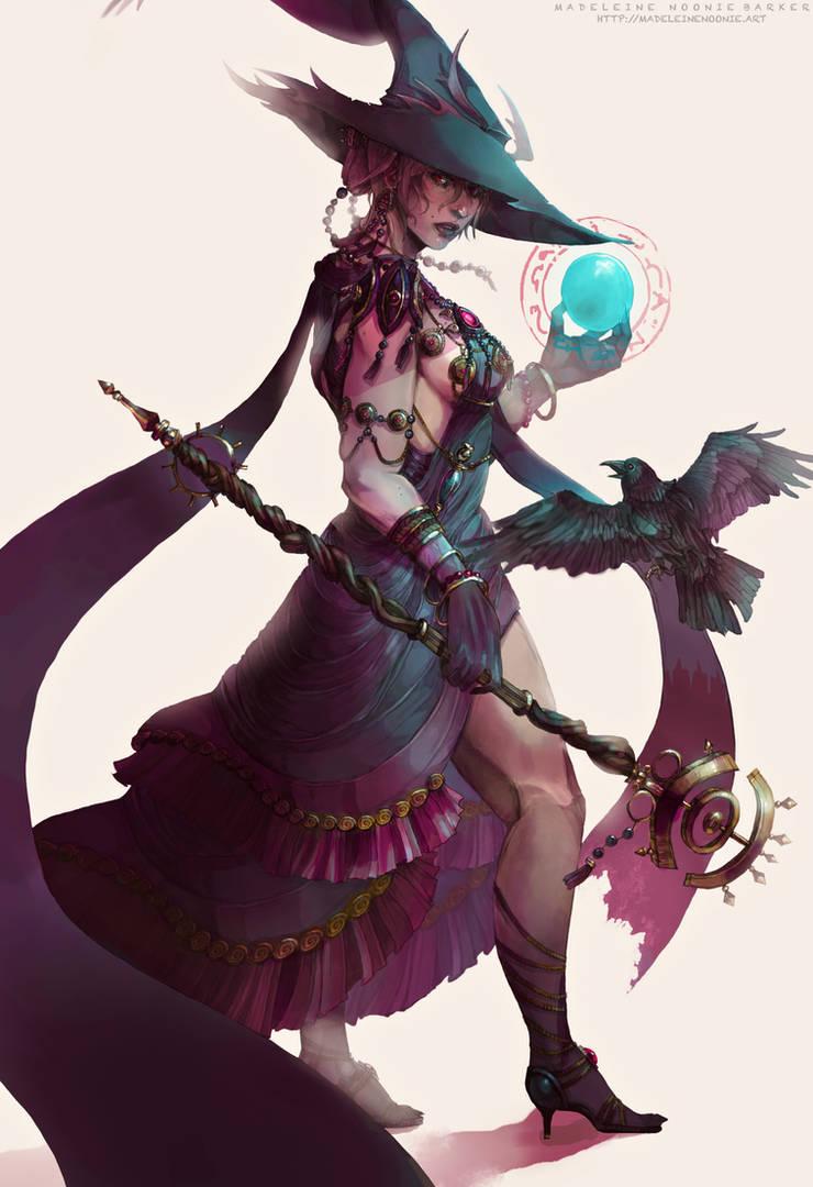 Amaranthine Witch Seeker