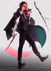 Young Wizard Finnegan Grimm [INCENDIO]