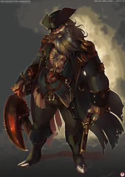 Corrupted Captain Marsh (Lovecraftian)
