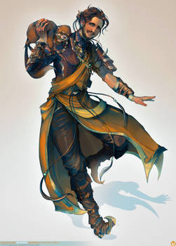 Prince of the Wandering Monks