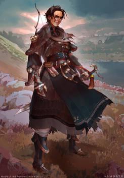 KHANATE: Mongolian Huntress