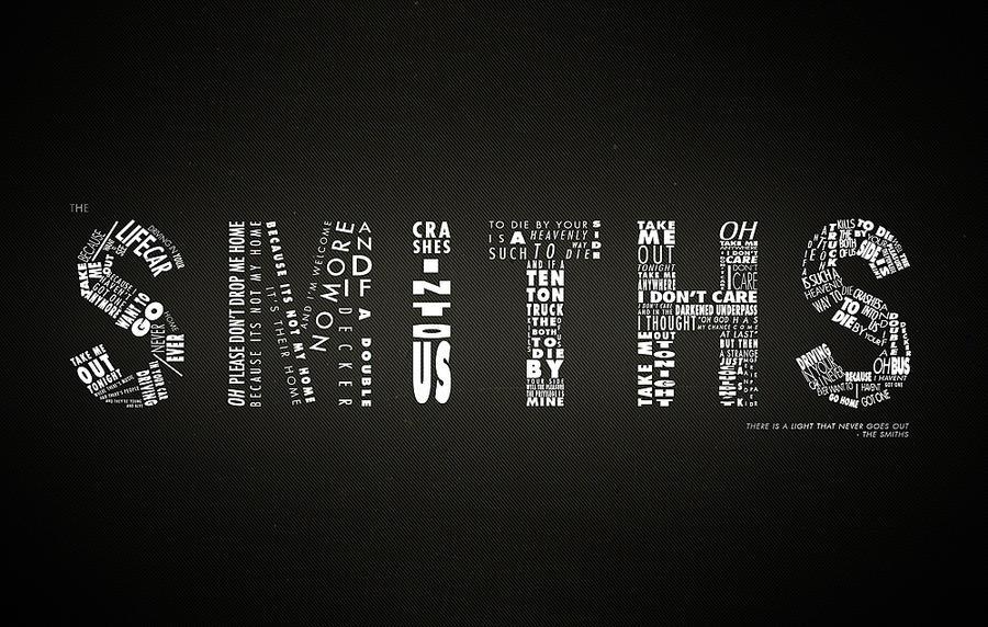 the smiths lyric wallpaper - photo #1