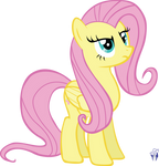 At Ease Fluttershy