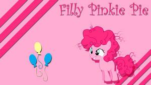 Filly Pinkie Pie Wallpaper