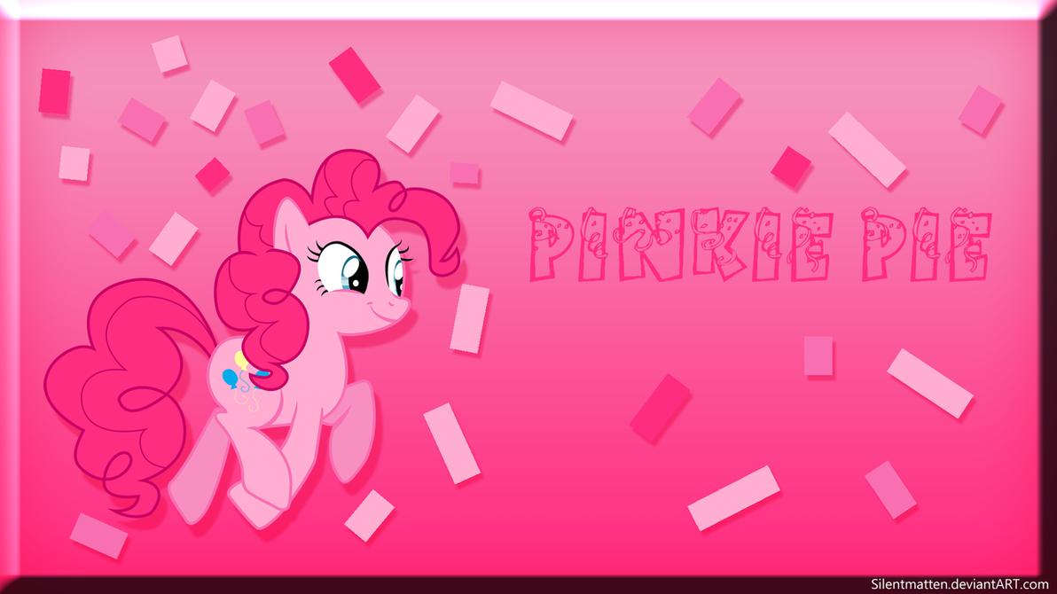 Pinkie Pie Wallpaper by Silentmatten
