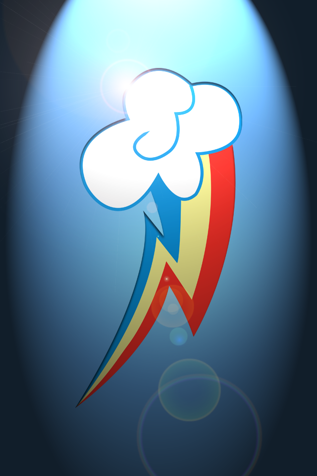 Rainbow Dash Wallpaper Rainbow Dash Ipod/Ipho...