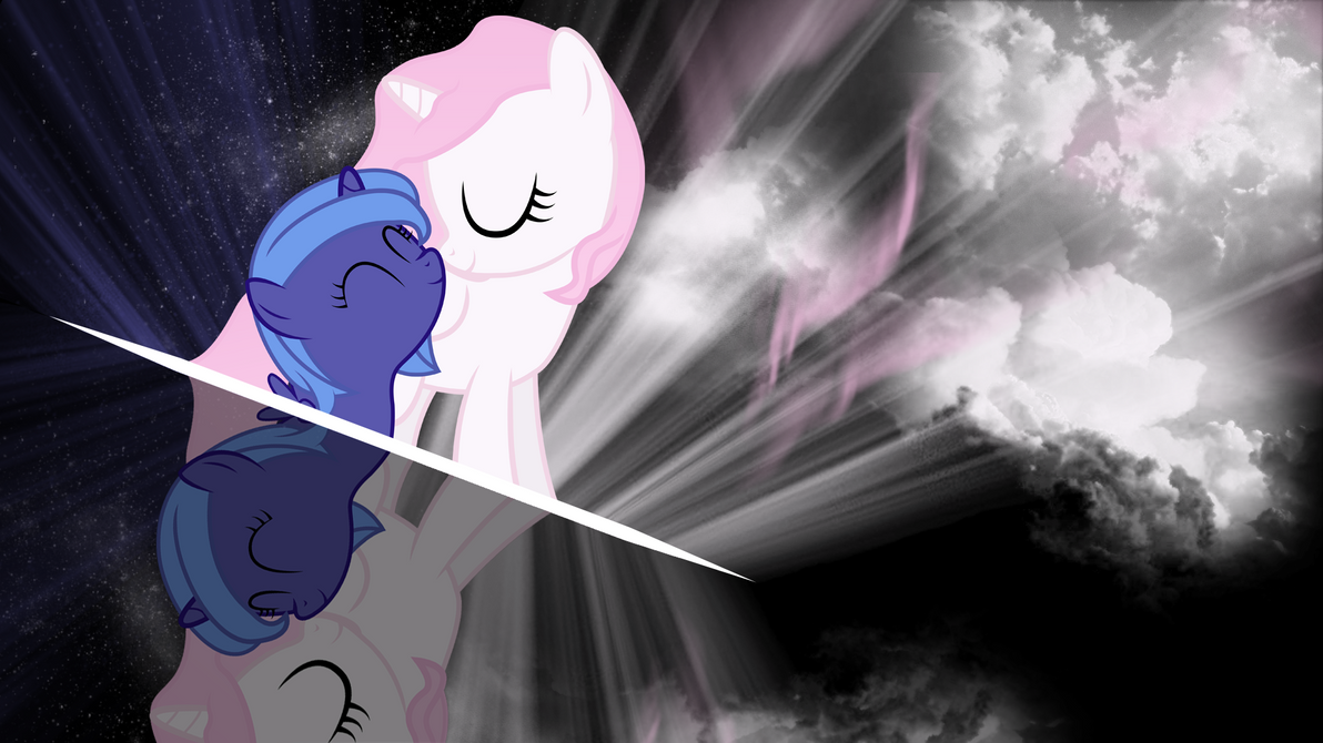 Sisterly Love - Heavens Bond (Without Text) by Silentmatten