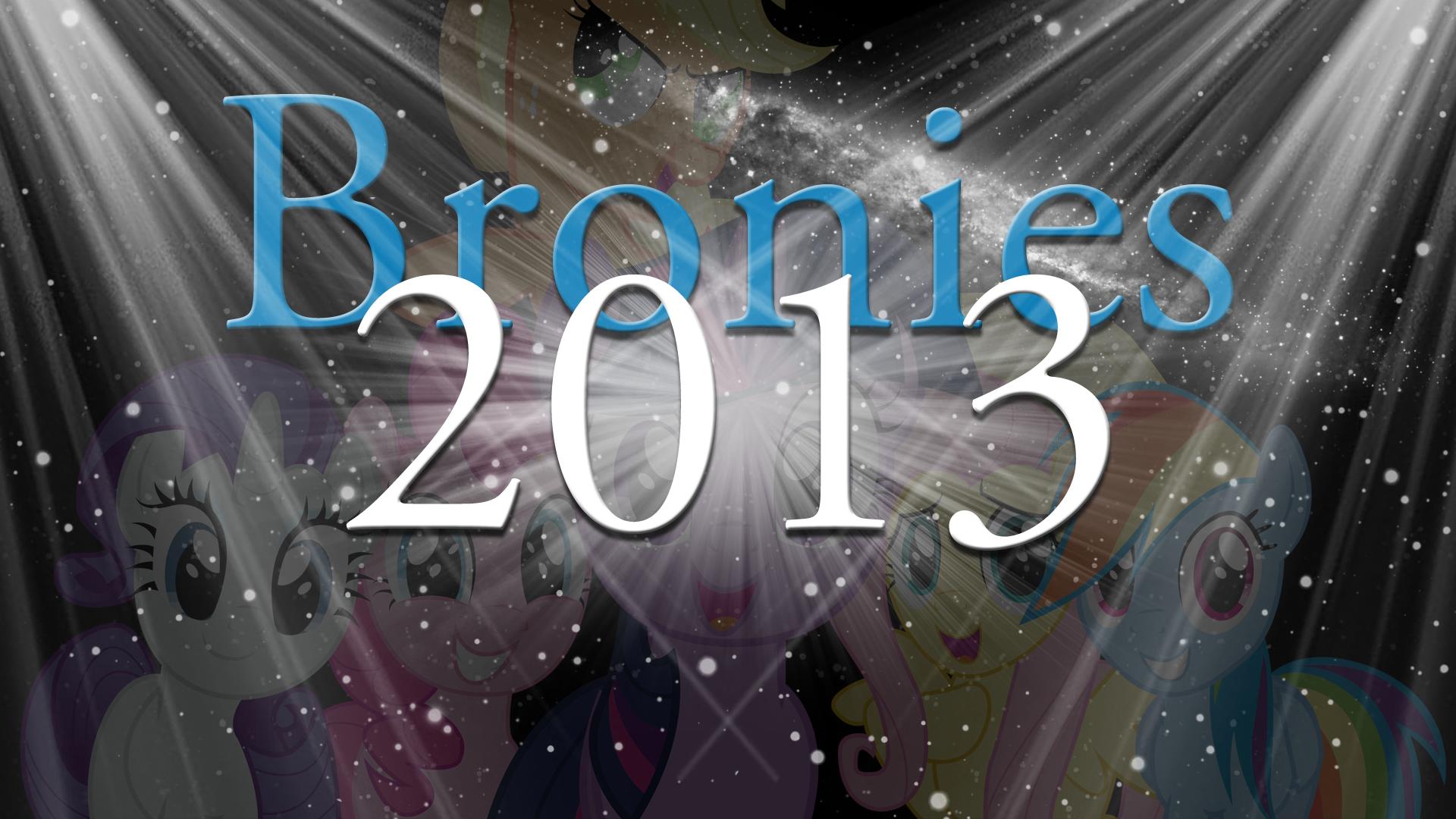 Bronies 2013 by Silentmatten