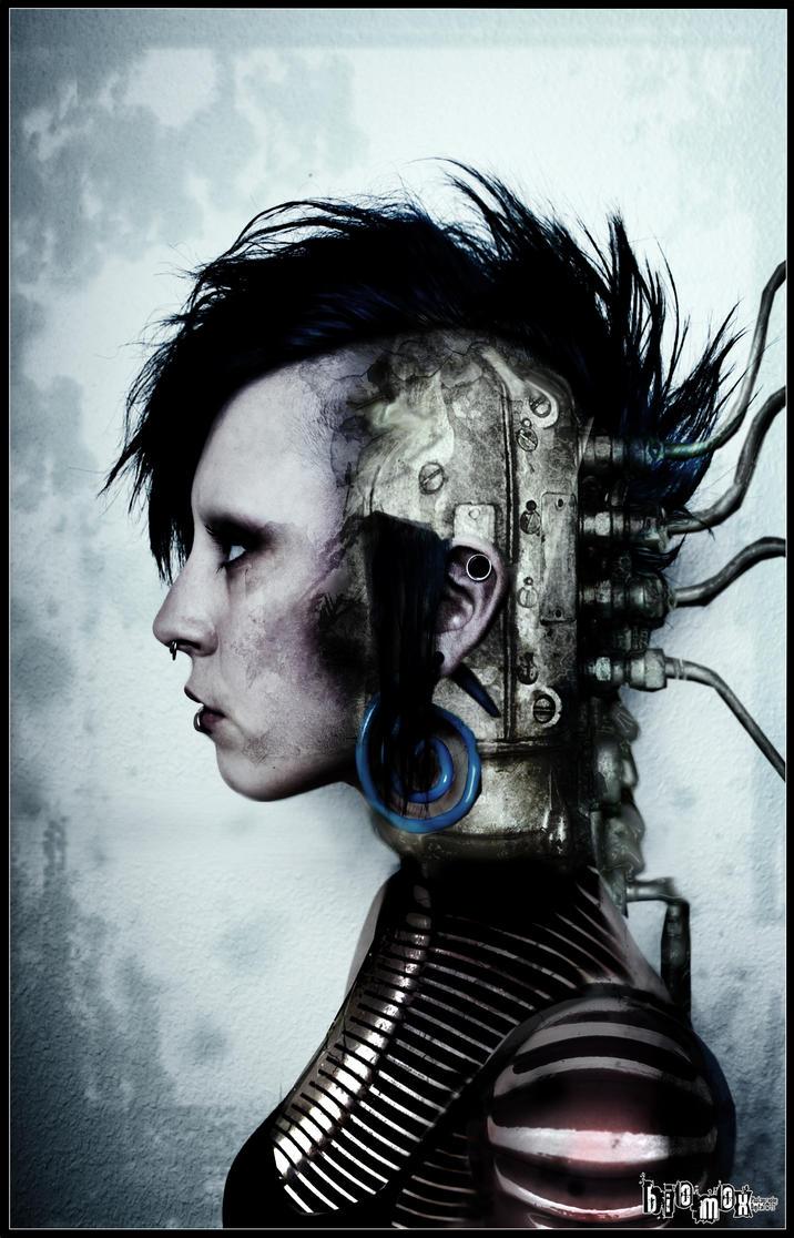 Post Human by Biomox