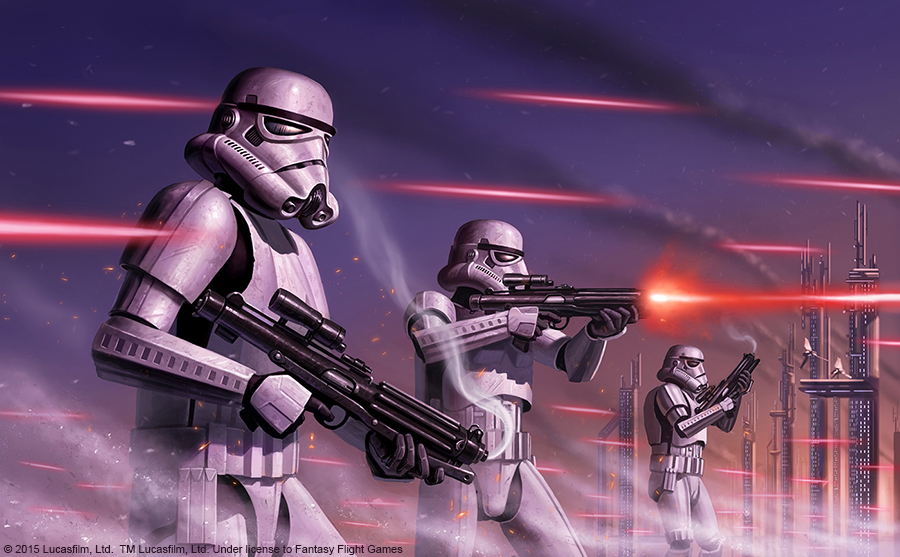Stormtroopers by R-Valle
