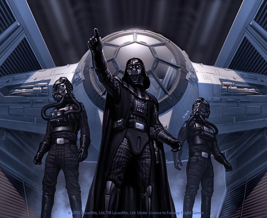 Darth Vader by R-Valle