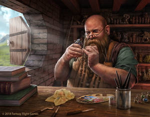 Dwarf Craftsman