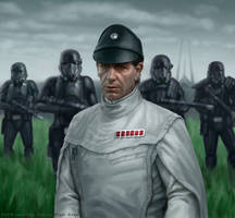 Krennic by R-Valle