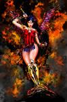 Wonder Woman COLOR