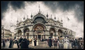 Basilica di San Marco by Thaess