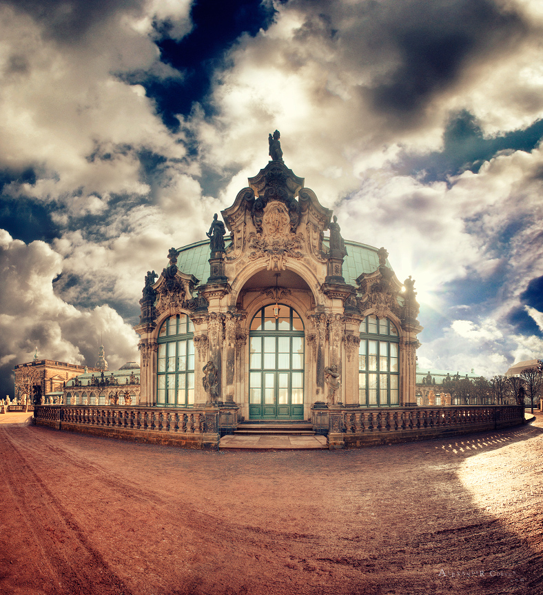 Dresden I by Thaess