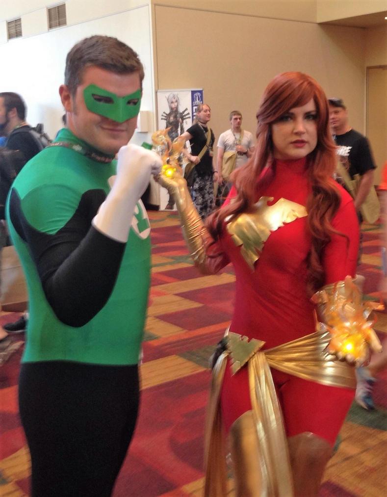 Green Lantern Cosplay by MrPruitt
