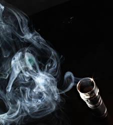 Little smoke stack by werneri